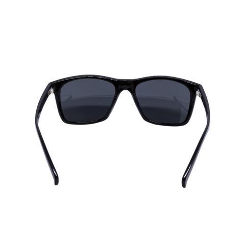 Imagem de Óculos de Sol HB Nevermind Unissex 90105002 - Acetato Preto e  Lente Cinza 49ec36418d