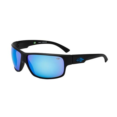 5e1a8d282 Óculos De Sol Joaca 2 Preto Fosco Com Lente Azul Mormaii - Óculos ...