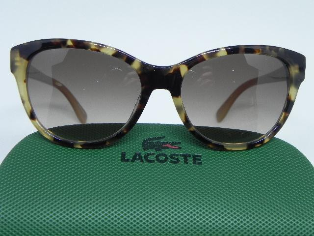 80e6010e6 Oculos de sol Lacoste L 785S 218 - - - Magazine Luiza