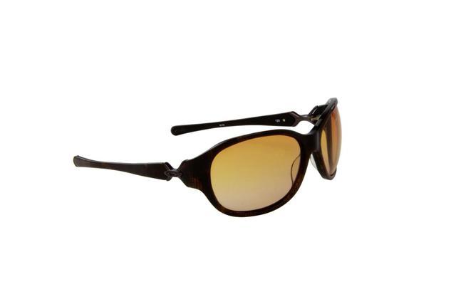 646ac1010 Óculos de Sol Oakley 100 Proteção UV Ópticas Melani Marrom - Óptica ...