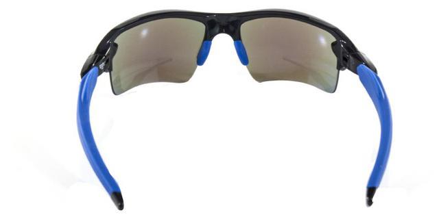 d4f7bf366525c Imagem de Óculos de Sol Oakley Flak 2.0 (RIO2016) OO9188 Preto Lente Safira  Iridium