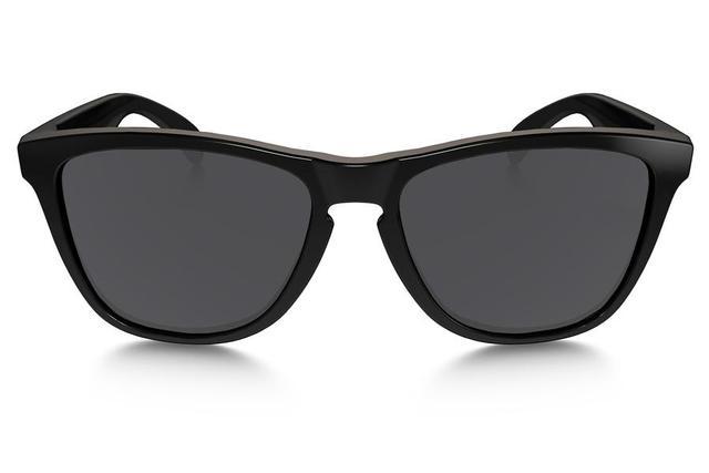 Imagem de Óculos de Sol Oakley Frogskins OO9013 24-306/55 Preto Brilhante