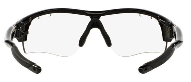 Imagem de Óculos de Sol Oakley Radarlock Path OO9181 Preto Polido Lente  Fotocrômica 8c6067990b
