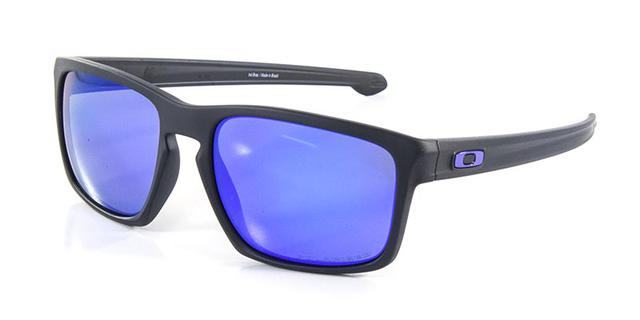 Imagem de Óculos de Sol Oakley Sliver OO9262 Preto Lentes Iridium Polarizado c8329f4834