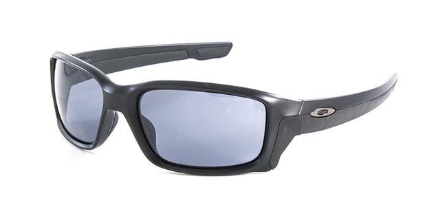 19630db99bb7e Óculos de Sol Oakley Straightlink OAK9331 Preto Fosco - Óculos de ...