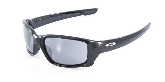 6161ff96c3bb2 Óculos de Sol Oakley Straightlink OAK9331 Preto Polido - Óculos de ...