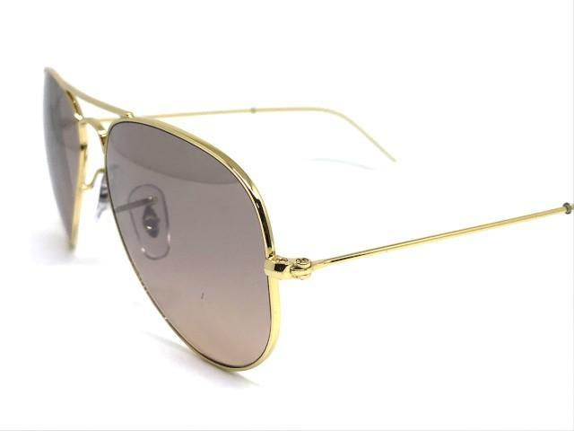 ec2b6d05522a2 Oculos de sol Ray Ban Aviador pequeno RB 3025L 001 3E 55 - Óculos de ...