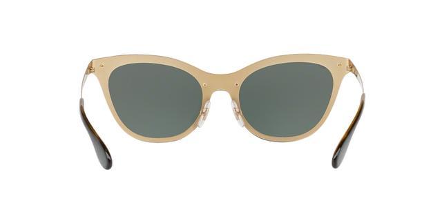 Imagem de Óculos de Sol Ray Ban Clubmaster Blaze RB3580 Preto Lente Cinza 6ed33a8a0a