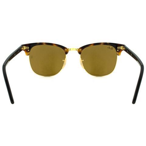 Óculos de Sol Ray Ban Clubmaster RB3016 Tartaruga - Ray-ban - Óculos ... b73eb4c14c