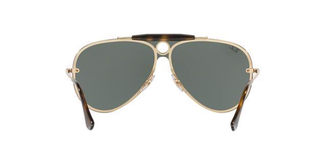 Imagem de Óculos de Sol Ray Ban Craft Caçador Arista RB3581N 00171 Ouro  Lente Verde G15 d4f9f7d4fd