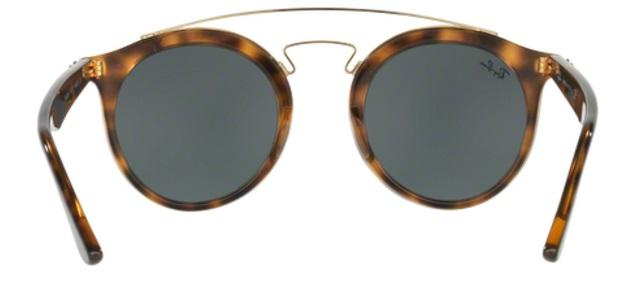 6ae99a332 Óculos de Sol Ray Ban Gatsby RB4256 Tartaruga Lente G15 - Ray-ban ...