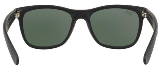8099997bbb2c0 Imagem de Óculos de Sol Ray Ban Highstreet Sergio Quadrado RB4219L 601 71  Preto Fosco