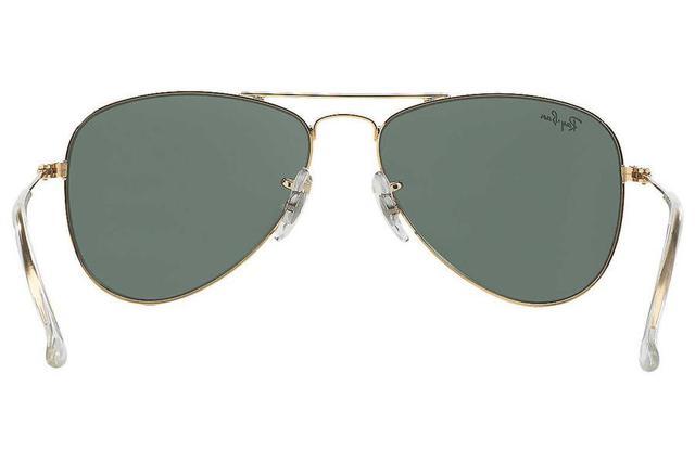 5760fdf05 Imagem de Óculos de Sol Ray Ban Junior Aviador RJ9506S 223/71/52 Dourado