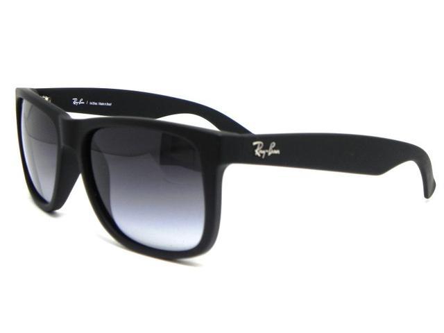 Oculos de sol Ray Ban Justin RB 4165L 601 8G 55 - Óculos de Sol ... 66005bd1c6