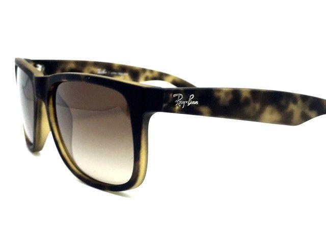 6ca4daa60 Oculos de sol Ray Ban Justin RB 4165L 710 13 55 - - - Magazine Luiza