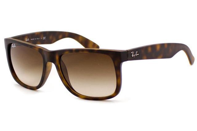 2f9532f15f Imagem de Óculos de Sol Ray Ban Justin RB4165L 710 13 55 Tartaruga  Emborrachado