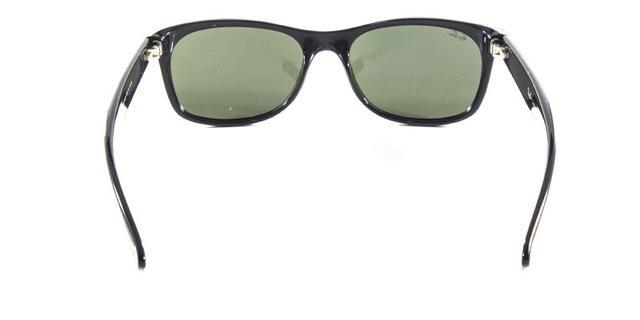 735757f4f Óculos De Sol Ray Ban New Wayfarer Rb2132 Preto Lente 55 - Ray-ban ...