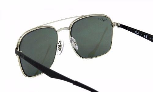 3540405d66742 Óculos De Sol Ray Ban Rb3570 9004 9a - Ray-ban - Óculos de Sol ...