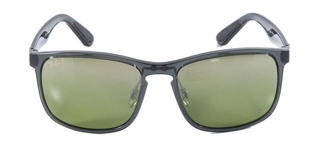 423a9f792 Imagem de Óculos de Sol Ray Ban RB4264 Cinza Lente Espelhada Polarizada  Chromance
