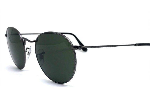 3df3e8fa6587f Oculos de sol Ray Ban Round RB 3447L 029 53 - Óculos de Sol ...