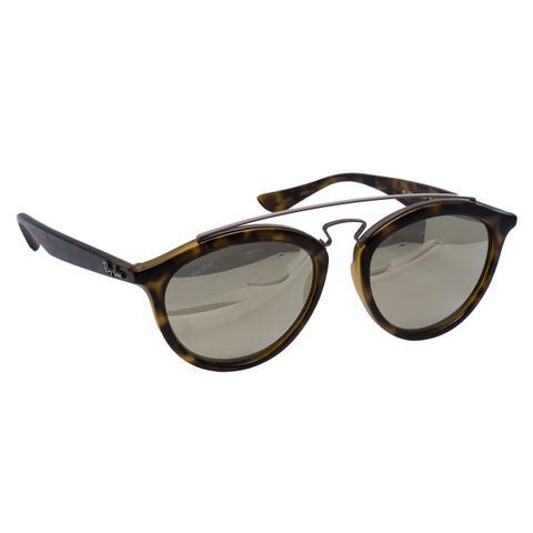 0abe9bbc86591 Óculos de Sol Ray Ban Unissex New Gatsby II RB4257L 626 B9 - Acetato ...
