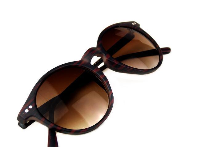 b99b9bd0e Óculos de Sol Redondo Drop mE Ébano Marrom - Drop me acessorios ...