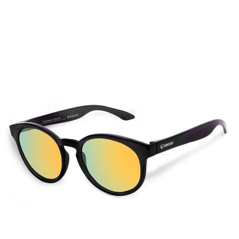 Imagem de Óculos de Sol Suncode Iconic Onyx Eclipse Daybreak Amarelo