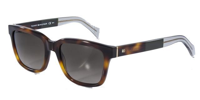 73226df97c9c2 Óculos de Sol Tommy Hilfiger TH1289S Cinza - Óculos de Sol ...