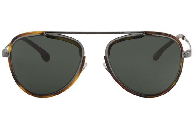 2905b5b3c1110 Imagem de Óculos de Sol Versace VE2193 100171 56 Cinza Escuro Tartaruga