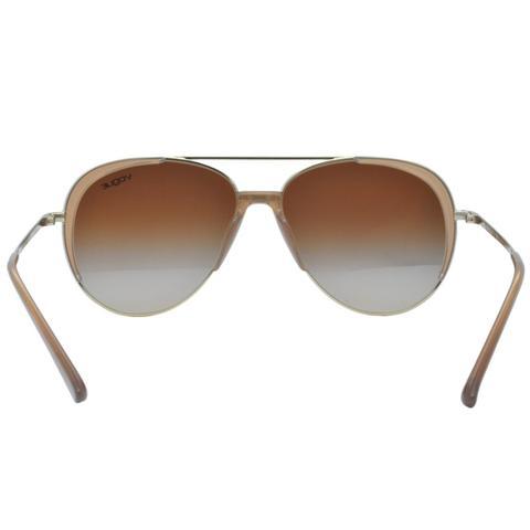 1717eaa0a7de4 Imagem de Óculos de Sol Vogue Aviador Feminino VO4097S 848 13 - Metal  Dourado e