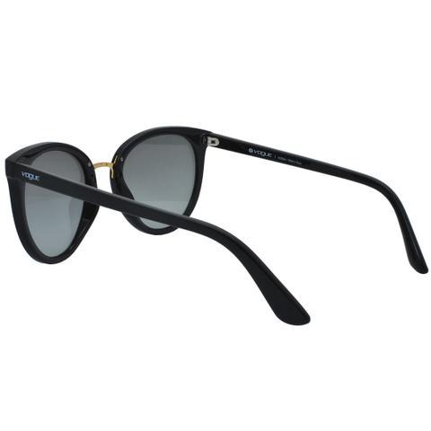 c4a62d41759ae Imagem de Óculos de Sol Vogue Feminino VO5230SL W44 11 - Acetato Preto e  Lente