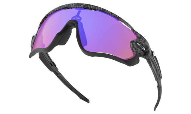 Imagem de Óculos de Trilha Oakley Jaw Breaker Carbon Fiber Prizm Trail 7aa052324d