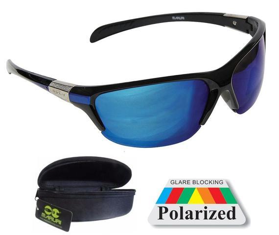 Imagem de Óculos P/ Pesca Maruri Polarizado 100 Proteção Uv  - Vários Modelos