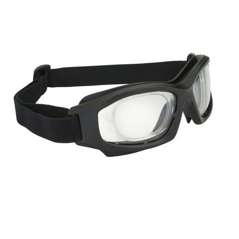 7661f6eead16a Imagem de Óculos proteção esportivo com clipe interno p  lentes de grau  ideal para ciclismo