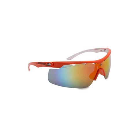 c54b76ae4 Óculos Sol Mormaii Athlon - 0016643511 - Prata e Laranja - Óculos de ...