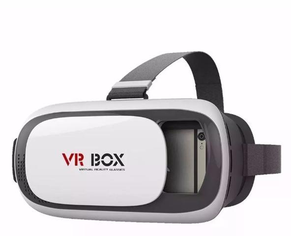 Imagem de Óculos Vrbox Realidade Virtual 3d Controle Videos Jogos