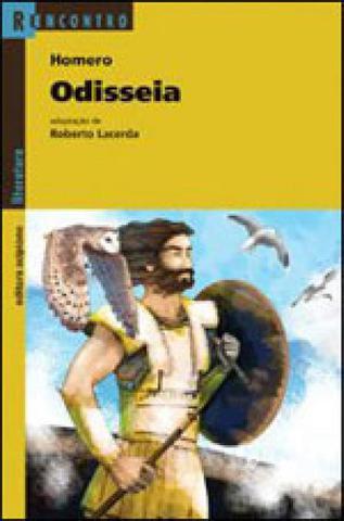 Imagem de Odisseia - coleçao reencontro literatura