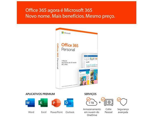 Imagem de Office 365 Personal