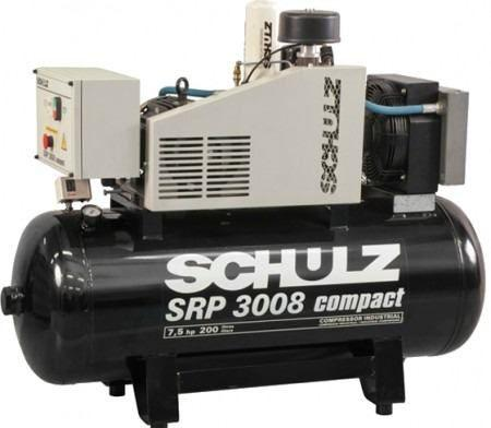 Imagem de Óleo Compressor Parafuso Schulz Lub 46 Sintético 20 Lts