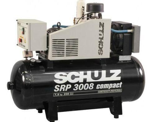 Imagem de Oleo Compressor Parafuso Schulz Ms Lub 46 Mineral 4000h 4lts