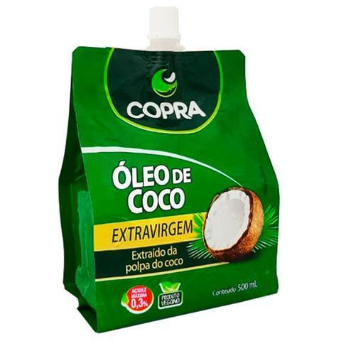 Imagem de Óleo de Coco Extra Virgem 500ml Copra