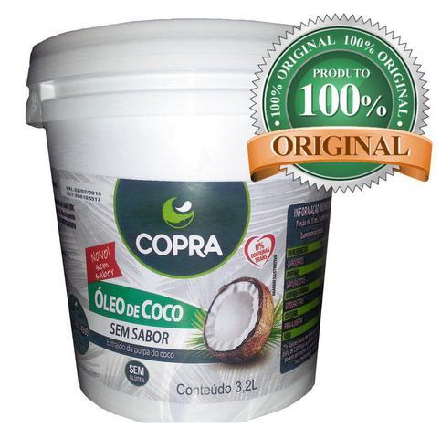Imagem de Oleo de coco sem sabor 3,2l copra