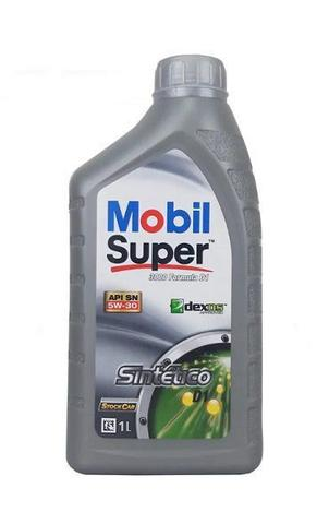 Imagem de Óleo Para Motor 5W30 Sintético D1 Mobil Super