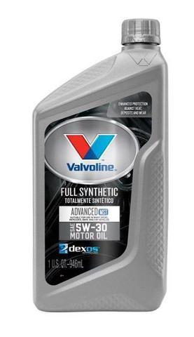 Imagem de Óleo Sintético 5W30 SynPower MST com DPF Valvoline