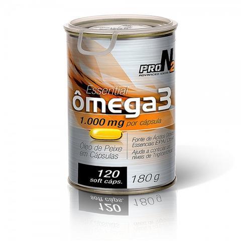 Imagem de Ômega 3 120 Cápsulas - Pro Nutrition