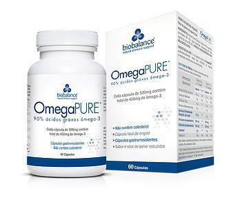 Imagem de Omega Pure (60Caps) - Biobalance