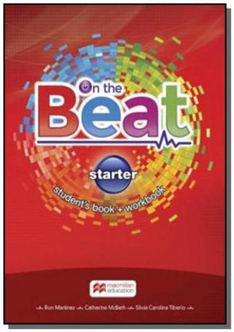 Imagem de On the beat starter sb with wb digital book