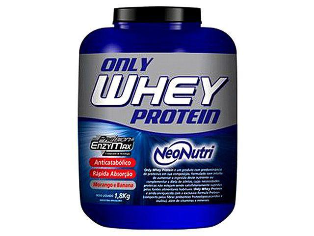 Imagem de Only Whey Protein 1,8Kg Baunilha