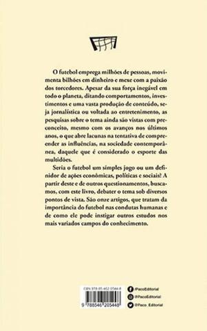 Imagem de Onze. Futebol e Ciências Humanas - Paco