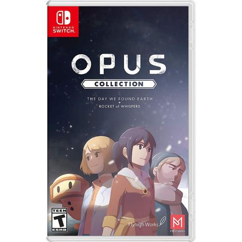 Jogo Opus Collection - Switch - Pm Studios